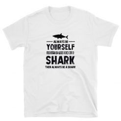 tshirt shark lover heart sharks ocean t-shirt