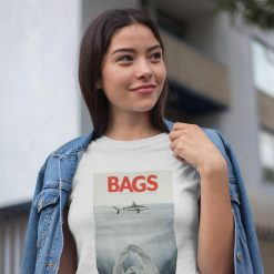 shark tee shirt clothing
