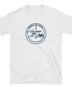 t shirt hammerhead shark