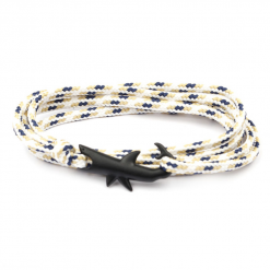 shark bracelet paracord