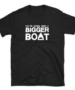 jaws tshirt shark bigger boat