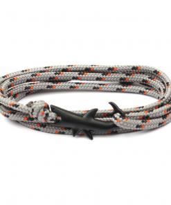 shark grey bracelet