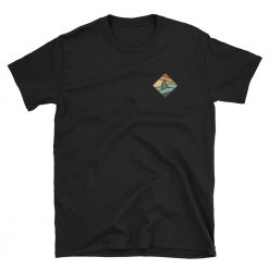 shark fin colorful tshirt t shirt shark lover