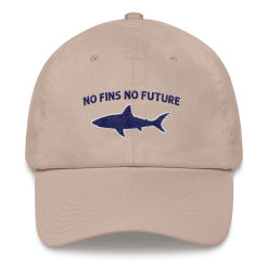 shark cap no fins no future