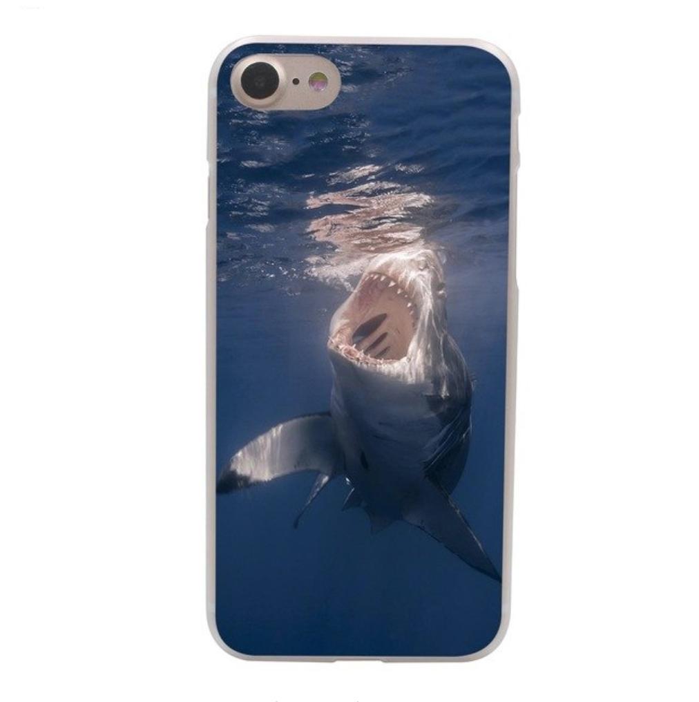 coque iphone 12 shark